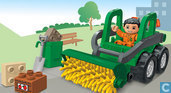 Lego 4978 Road Sweeper