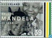 Nelson Mandela 1918-1985