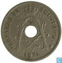België 10 centimes 1931 (FR - dubbele lijn)