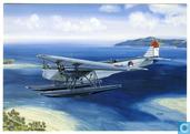 B007 Fokker TIV, 1927 c/n 5219, reg. T-8 boven de Indonesische Archipel