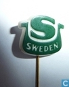 S Sweden [green on white]