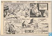 Comic Books - Red Knight, The [Vandersteen] - Het sprekende zwaard