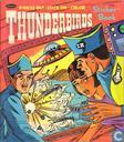 Thunderbirds sticker book