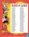 Comic Books - Willy and Wanda - Het dreigende dinges