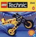 Lego 2544 Motorbike