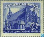 700 ans Francfort sur Oder