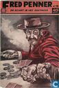 Comic Books - Fred Penner - De schat in het zoutmeer