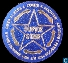 Superstar - Albers - blauw transparant