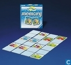 Board games - Memo (memory) - Teletubbies Memory
