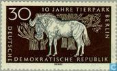 Zoo de Berlin 1955-1965