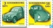 Voitures postaux