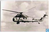 Sikorsky HSS-1N (142) U.S.A. Onderzeebootbestrijdingshelicopter in gebruik bij de MLD