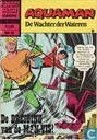 Comic Books - Aquaman - De dreiging van de man-vis!