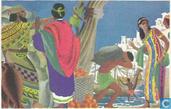 In een Phoenicische haven