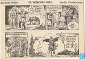 Comic Books - Red Knight, The [Vandersteen] - De verboden berg