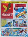 Bandes dessinées - Arend (magazine) - Jaargang 6 nummer 43