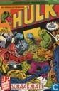 Bandes dessinées - Hulk - Schaakmat!