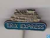 Trix Express [bleu]