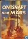 Ontsnapt van Mars