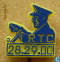 R.T.C. 28.29.00 [blauw op geel]