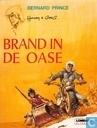 Bandes dessinées - Bernard Prince - Brand in de oase