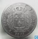 Frankrijk 5 francs 1815 (L)