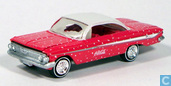 Voitures miniatures - Johnny Lightning - Chevrolet Impala 'Coca-Cola'