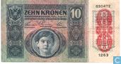 Deutschösterreich 10 Kronen ND (1919)