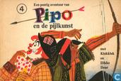 Pipo en de pijlkunst