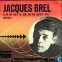 Vinyl records and CDs - Brel, Jacques - Laat me niet alleen (Ne me quitte pas)