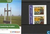 Timbres-poste - Pays-Bas [NLD] - Paysage hollandais