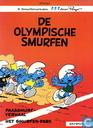 Bandes dessinées - Schtroumpfs, Les - De Olympische Smurfen + Paassmurf-verhaal + Het Smurfen-park