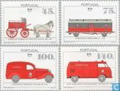1994 Mail transport (POR 545)