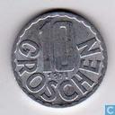 Austria 10 groschen 1971