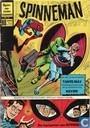 Bandes dessinées - Prins Namor - De herkomst van Spinneman