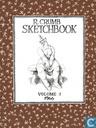 R.Crumb Sketchbook,  1966