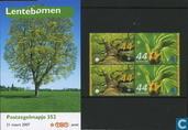 Les arbres au printemps