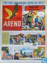 Bandes dessinées - Arend (magazine) - Jaargang 6 nummer 31
