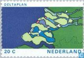 Postage Stamps - Netherlands [NLD] - Haringvlietdam