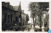 Oude gemeentehuis aan de Hoofdstraat