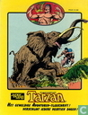 Comic Books - Tarzan of the Apes - De brug der tranen