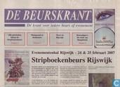 Evenementenhal Rijswijk - 24 & 25 februari 2007 - Stripboekenbeurs Rijswijk