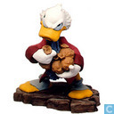 "WDCC Scrooge McDuck Ornament ""Bah Humbug"""