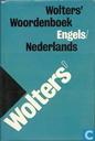 Wolters' woordenboek Engels/Nederlands