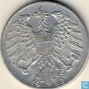 Austria 5 schilling 1952