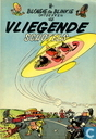 Comic Books - Blondie en Blinkie - Blondie en Blinkie ontdekken de vliegende schotels