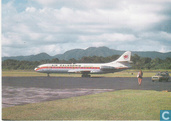 Air Caledonie International - Caravelle F-GEPC (01)