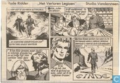 Comic Books - Red Knight, The [Vandersteen] - Het verloren legioen