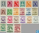 Shilling-stamps