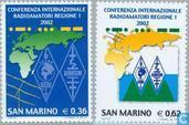 Conference 2002 radio amateurs (SAN 537)